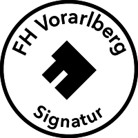 Advanced electronic signature FH Vorarlberg, University of Applied Sciences